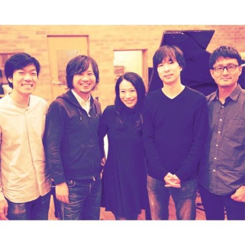 """4th album """"Gift"""" Hiromi Suda Quintet"""