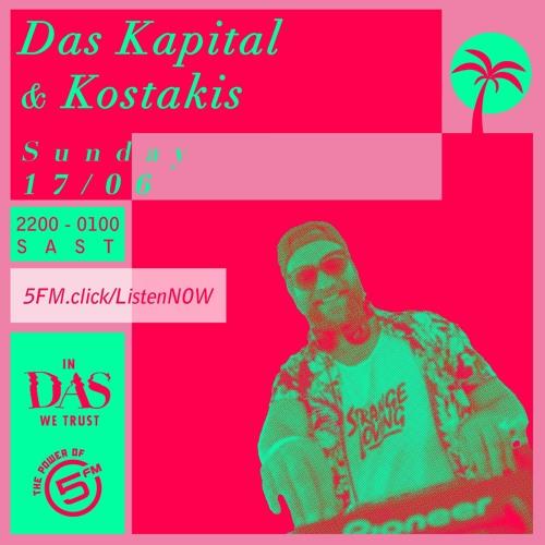 In Das We Trust ft. Kostakis - 17.06.18 (5FM)