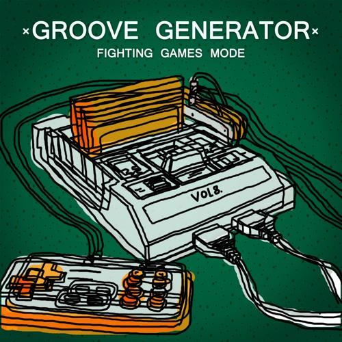 Danceproject - Groove Generator, No. 8   Fighting Games Mode