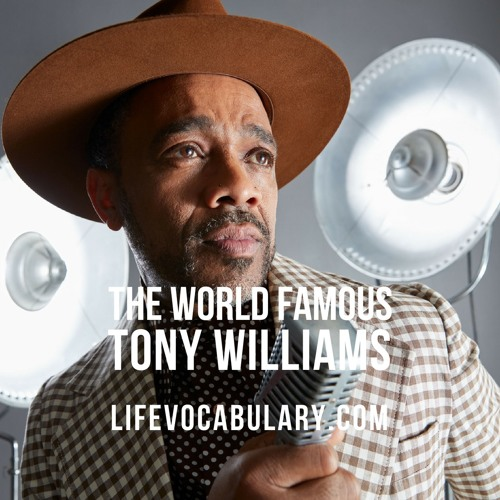 TALKING TO KANYE'S COLLABORATOR TONY WILLIAMS | GOOD MUSIC | LIFEVOCABULARY.COM