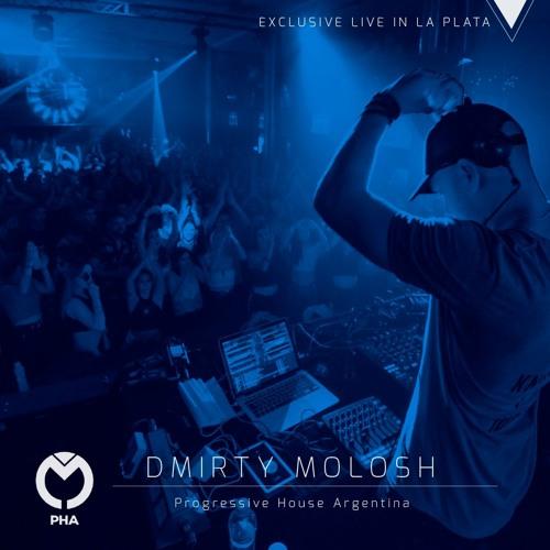 Dmitry Molosh @ Progressive House Argentina Junio 2018 (Live in La Plata )