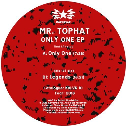 B1 - Mr. Tophat - Legends (Original) [KRLVK 10]