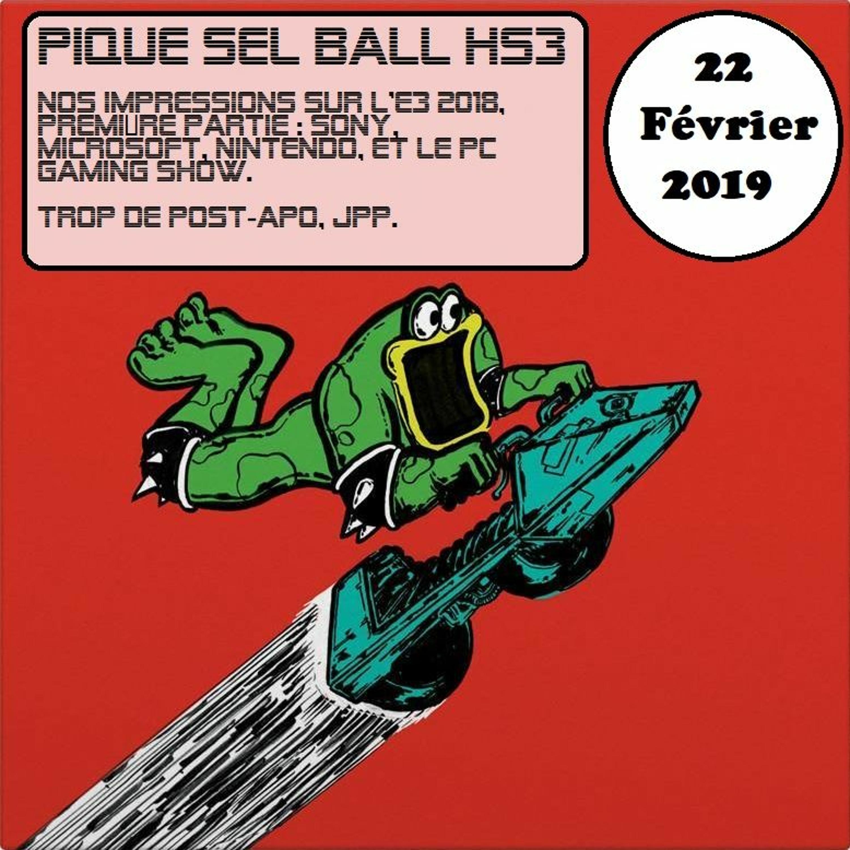 Pique Sel Ball HS#3
