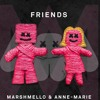 Marshmello and Anne Marie - Friends (G-808 Remix)