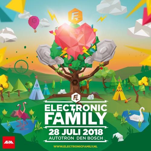 DJ Andromedha - Electronic Family contest mix 2018