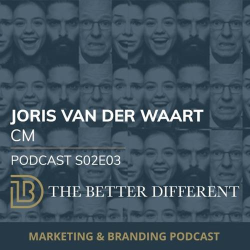 Customer Experience vs. Marketing Technology | Joris van der Waart, CM.COM | S02E03