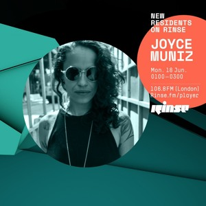 Joyce Muniz - Rinse FM 2018-06-18 Artwork