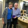 Sean Keane with Marty Whelan, RTE lyric fm, 19 June 2018