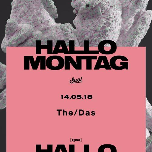 The/Das @ Hallo Montag Open Air #03 (14.05.2018)