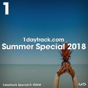 FDVM - 1daytrack Summer Special 2018-06-19 Artwork