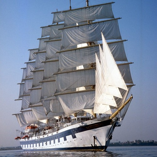Jennie Bond sails on Star Clippers