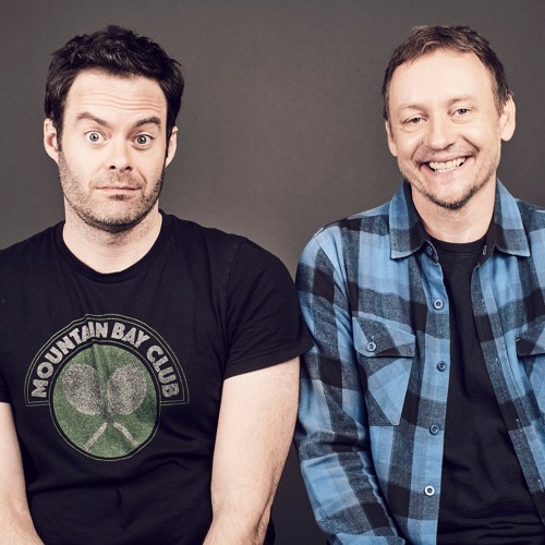 """Barry"" Creators Bill Hader & Alec Berg"