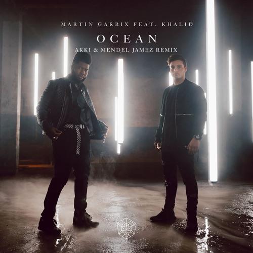 Martin Garrix Feat. Khalid - Ocean (Akki & Mendel Jamez Remix)