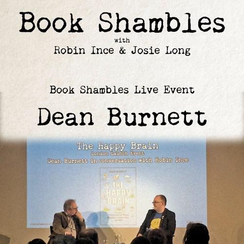 Book Shambles - The Happy Brain Live with Dr Dean Burnett