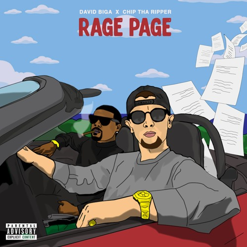 Rage Page feat. Chip Tha Ripper
