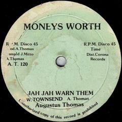 Augustus Thomas - Jah Jah Warn Them dub