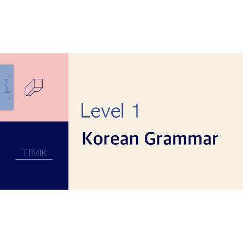 TalkToMeInKorean Level 1 by TalkToMeInKorean   Talk To Me In