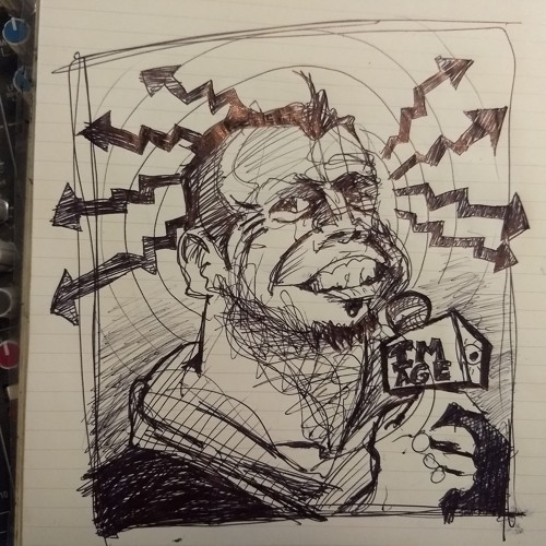 Image for Hire - 2018-06-19 Tommie Kelly discusses magick, comics, and creativity