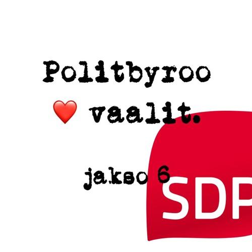 Politbyroo & vaalit: SDP