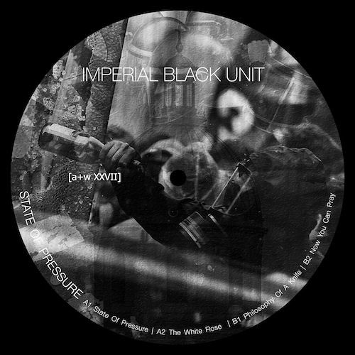 Imperial Black Unit - The White Rose [a+w XXVII]