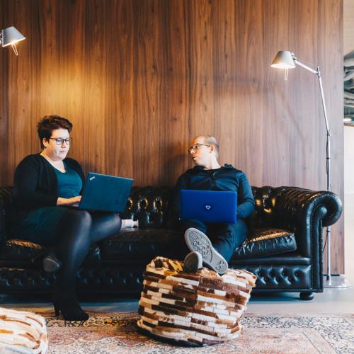 Rush Talk 108: Een bedrijf zonder bazen