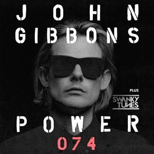 John Gibbons & Swanky Tunes - POWER 074 2018-06-15 Artwork