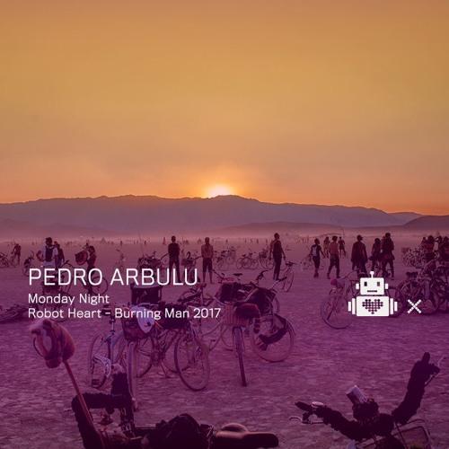 Pedro Arbulu - Robot Heart 10 Year Anniversary - Burning Man 2017