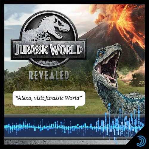 Jurassic World Revealed Teaser