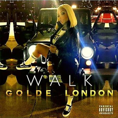 GOLDE LONDON    WALK