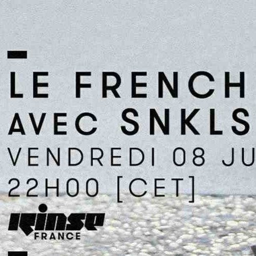 Le French Work sur Rinse France  08/06/18