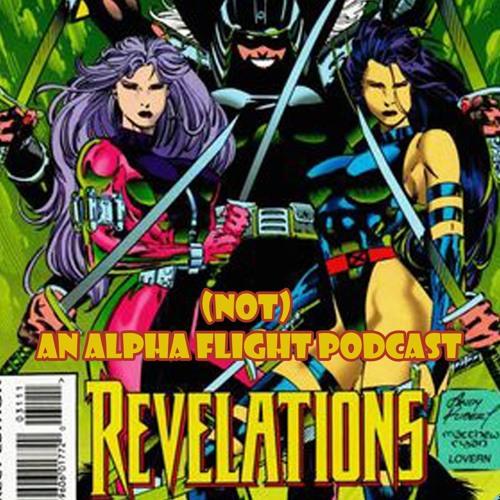 Alpha Bonus Flight: X-Men Chat with Claire Napier
