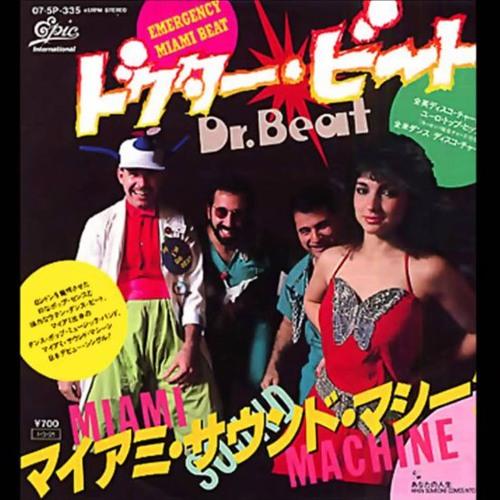 Gloria Estefan & Miami Sound Machine - Dr  Beat (DJ Stranger Edit