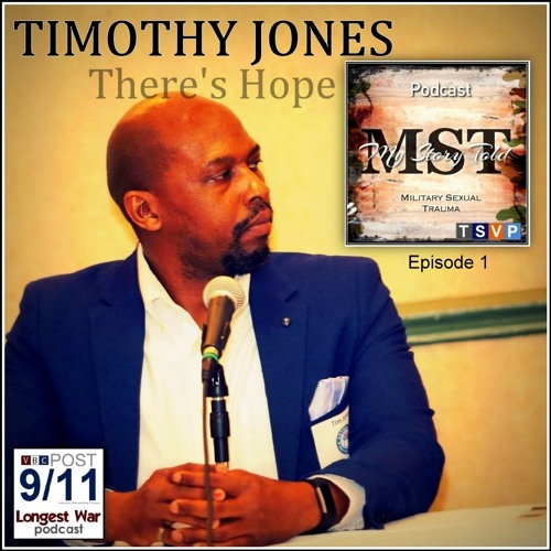 Longest War (Ep50): MST Podcast & Timothy Jones