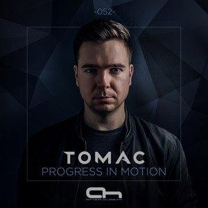 Tomac - Progress In Motion 052 2018-06-14 Artwork