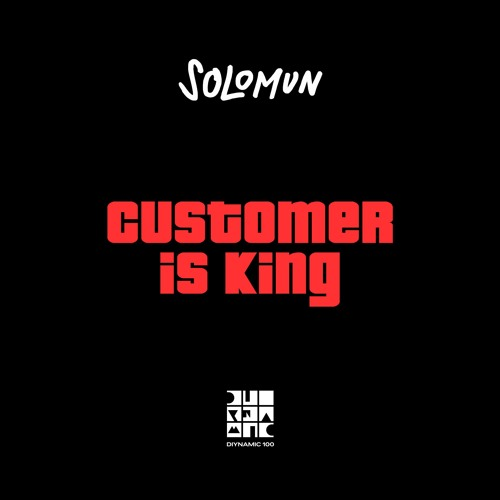 Solomun - Customer Is King EP (Previews)