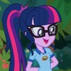 MLP Equestria Girls Legend of Everfree: The Midnight in Me
