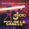 Mau Y Ricky Ft. Becky G - Mal De La Cabeza (JArroyo Extended Edit 2018) Portada del disco