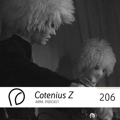 ARMA PODCAST 206: Cotenius Z @ A Pluton