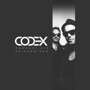 Kaiserdisco - Codex Podcast 019 2018-06-21 Artwork