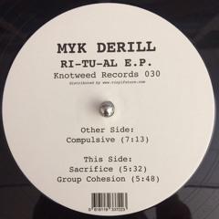 KW030 - Myk Derill - RI-TU-AL E.P.