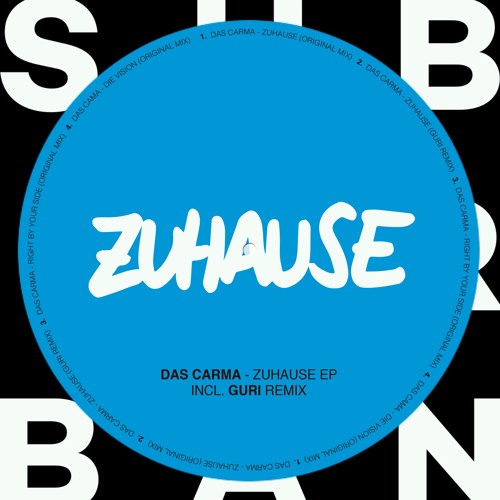 Das Carma - Zuhause (Guri Remix)