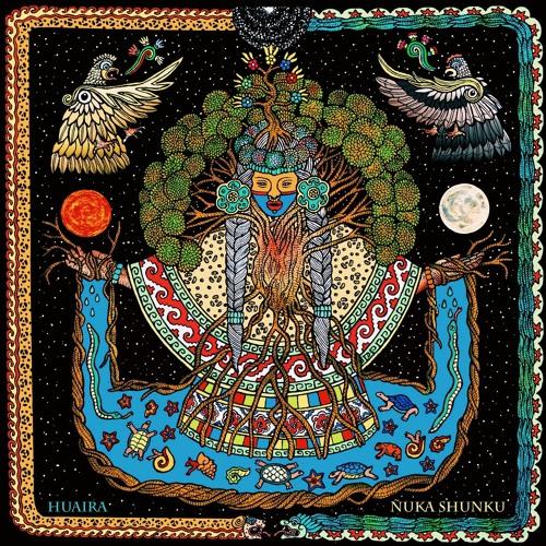 "Huaira - Ñuka Shunku EP (12"" limited vinyl edition)"