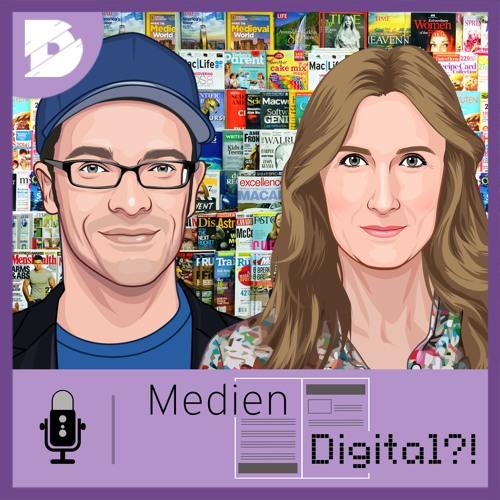 Donata Hopfen über die Digitalisierung der Bild-Gruppe | Medien Digital?! #6