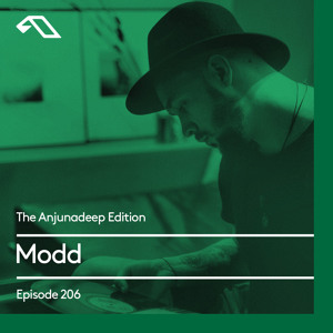Modd - The Anjunadeep Edition 206 2018-06-21 Artwork
