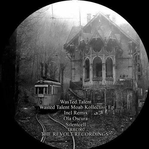 Dark Fader - Misantropy ep - The Revolt Recordings