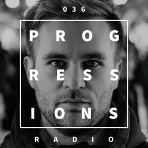 Andromedha - Progressions Radio 036 2018-06-21 Artwork