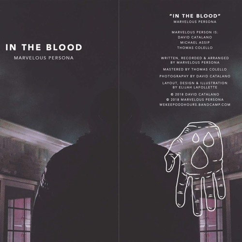 """Marvelous Persona - """"In The Blood (Deluxe)"""""""