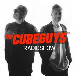The Cube Guys - Radioshow June 2018 2018-06-21 Artwork