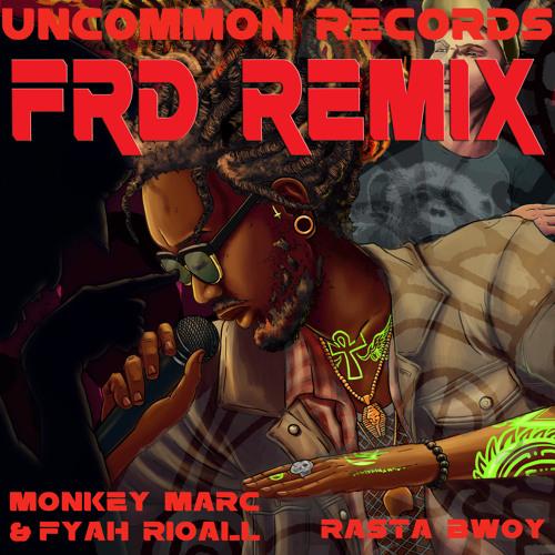 RASTA BWOY feat FYAH RIOALL - FRD REMIX