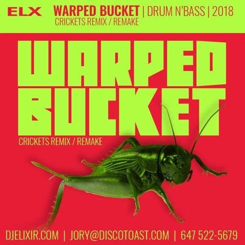 Warped Bucket - Crickets VIP